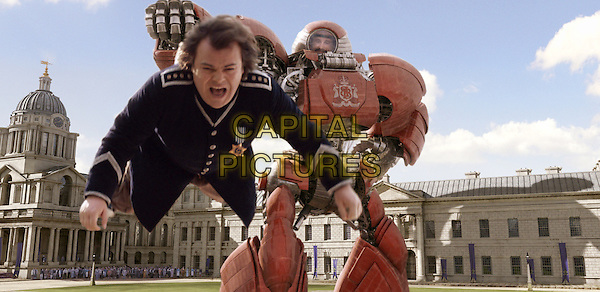 JACK BLACK.in Gulliver's Travels.*Filmstill - Editorial Use Only*.CAP/FB.Supplied by Capital Pictures.