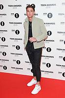 Sam Prince<br /> arriving for the Radio 1 Teen Awards 2018 at Wembley Stadium, London<br /> <br /> ©Ash Knotek  D3454  21/10/2018