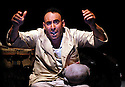 I. D with Antony Sher opens at the Almeida Theatre on 4//8/03 CREDIT Geraint Lewis