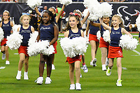 Houston Texans beat the San Fransisco 49ers in first preseason game of 2012 at Reliant Stadium