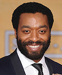 Chiwetel Ejiofor  at The 20th SAG Awards held at The Shrine Auditorium in Los Angeles, California on January 18,2014                                                                               © 2014 Hollywood Press Agency