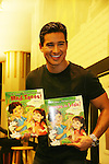 Bold and The Beautiful's Mario Lopez with a new book Mud Tacos or Tacos de Lodo on October 16, 2009 at Lincoln Square Barnes & Noble, New York City, New York.
