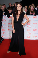 Binky Felstedt at the National Television Awards 2018 at the O2 Arena, Greenwich, London, UK. <br /> 23 January  2018<br /> Picture: Steve Vas/Featureflash/SilverHub 0208 004 5359 sales@silverhubmedia.com