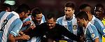 El selecionado de Argentina  empato 0x0 con el selecionado de Colombia en las eliminatorias rumbo al mundial de Brasil 2014