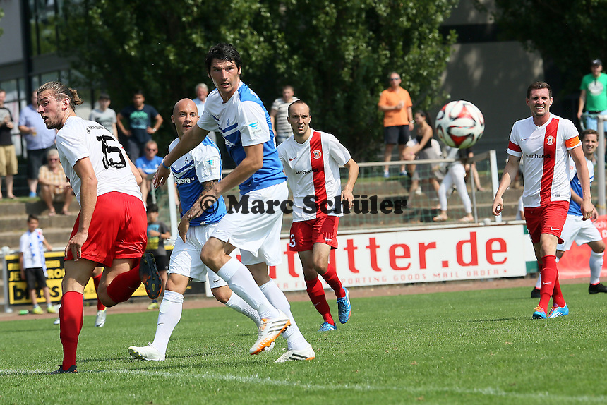Chance fuer Dominik Stroh-Engel (SV 98)