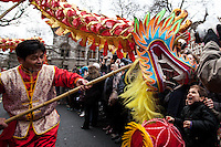 29.01.2017 - Year of the Rooster 2017 - Chinese New Year Parade in London