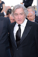 "Robert de Niro attending the ""Madagascar III"" Premiere during the 65th annual International Cannes Film Festival in Cannes, France, 18.05.2012..Credit: Timm/face to face/MediaPunch Inc. ***FOR USA ONLY***"