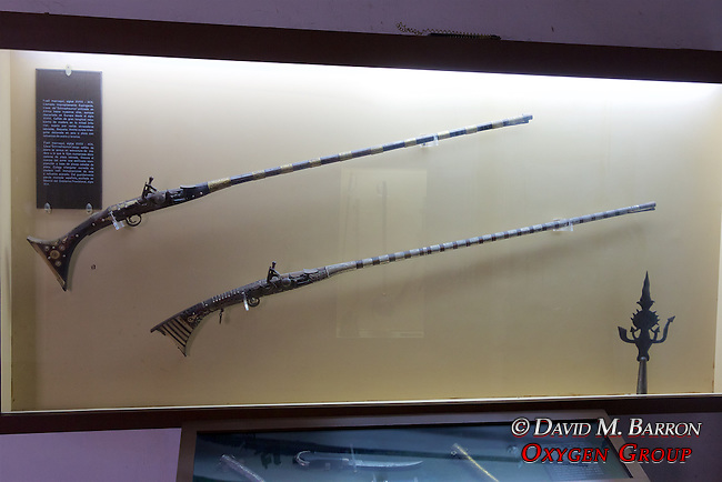 Rifles, Museum Of The Royal Houses
