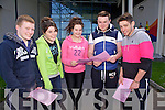 Confident reactions for English PaperI from the students at Colaiste na Sceilge pictured here front l-r; Padraig McGillicuddy, Dararca Donoghue, Rebecca Galvin, Odhran O'Mahony & Sean Garvey.