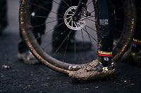 Laura Verdonschot (BEL/Marlux-Bingoal)<br /> <br /> UCI CX Worlds 2018<br /> Valkenburg - The Netherlands