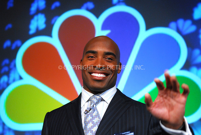 WWW.ACEPIXS.COM . . . . . ....February 13, 2007, New York City. ....Tiki Barber holds Press Conference to be named Correspondent for NBC News 'Today Show'. ....Please byline: KRISTIN CALLAHAN - ACEPIXS.COM.. . . . . . ..Ace Pictures, Inc:  ..(212) 243-8787 or (646) 769 0430..e-mail: info@acepixs.com..web: http://www.acepixs.com