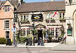 The Flemish Weaver pub restaurant, Corsham, Wiltshire, England, UK formerly the Pack Horse Inn