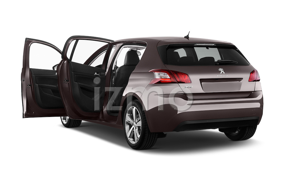 Car images of 2015 Peugeot 308 Feline 5 Door Hatchback Doors