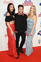 Lennon Stella, Jonas Blue and Becky Hill<br /> at Capital's Jingle Bell Ball 2018 with Coca-Cola, O2 Arena, London<br /> <br /> ©Ash Knotek  D3465  08/12/2018