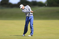 Marc Nolan (Delgany) during the 1st round of the East of Ireland championship, Co Louth Golf Club, Baltray, Co Louth, Ireland. 02/06/2017<br /> Picture: Golffile | Fran Caffrey<br /> <br /> <br /> All photo usage must carry mandatory copyright credit (&copy; Golffile | Fran Caffrey)