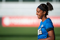Kansas City, MO - Saturday May 27, 2017: Brianne Reed during a regular season National Women's Soccer League (NWSL) match between FC Kansas City and the Washington Spirit at Children's Mercy Victory Field.