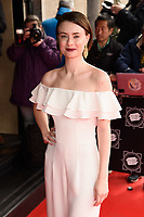 Jennifer Kirby<br /> arriving for TRIC Awards 2018 at the Grosvenor House Hotel, London<br /> <br /> ©Ash Knotek  D3388  13/03/2018