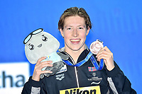 CHRISTIANSEN Henrik NOR Bronze MEdal  <br /> Men's 1500m Freestyle <br /> Hangh Zhou 16/12/2018 <br /> Hang Zhou Olympic & International Expo Center <br /> 14th Fina World Swimming Championships 25m <br /> Photo Andrea Staccioli/ Deepbluemedia /Insidefoto