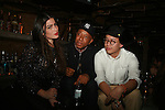 Guest, Russell Simmons and Kevin Leong Attend Rachel Roy's After Party with Theophilus London Held at DARBY DOWNSTAIRS, NY   2/13/12