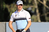 Richard McEvoy (ENG) on the 6th tee during Saturday's Round 3 of the 2018 Turkish Airlines Open hosted by Regnum Carya Golf &amp; Spa Resort, Antalya, Turkey. 3rd November 2018.<br /> Picture: Eoin Clarke | Golffile<br /> <br /> <br /> All photos usage must carry mandatory copyright credit (&copy; Golffile | Eoin Clarke)