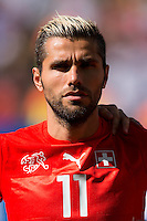 Valon Behrami of Switzerland