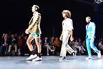 Lina Cantillo fashion show at Miami Fashion Week