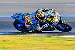 EG 0,0 Marc VDS' rider Tom Luthi of Switzerland rides during the MotoGP Official Test at Chang International Circuit on 18 February 2018, in Buriram, Thailand. Photo by Kaikungwon Duanjumroon / Power Sport Images