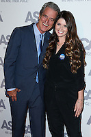 BEL AIR, CA, USA - OCTOBER 22: Bobby Shriver, Katherine Schwarzenegger arrive at the 2014 ASPCA Compassion Award Dinner Gala held at a Private Residence on October 22, 2014 in Bel Air, California, United States. (Photo by Xavier Collin/Celebrity Monitor)