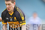 Kieran O'Leary Dr. Crokes in action against  Castlehaven in the Munster Senior Club Final at Pairc Ui Caoimh on Sunday
