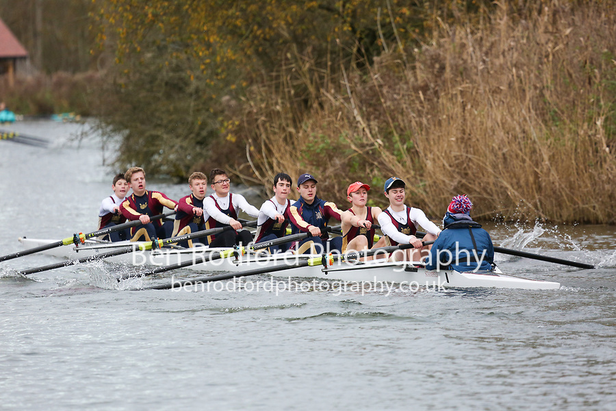 Crew: 210   Op J16 8+   Norwich School Boat Club   Burgundy<br /> <br /> Wallingford Head 2017<br /> <br /> To purchase this photo, or to see pricing information for Prints and Downloads, click the blue 'Add to Cart' button at the top-right of the page.