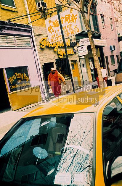 Amérique/Amérique du Nord/USA/Etats-Unis/Vallée du Delaware/Pennsylvanie/Philadelphie : Quartier de Chinatown