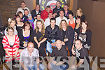 Race Night last Friday in Matt McCoy's Bar, Abbeyfeale for The Seamus Kelly Leukemia Fund, from Tournafulla.