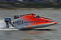 Mike Hodges, #624(Sport C Tunnel Boat(s)