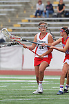 Redondo Beach, CA 05/14/11 - Julia Denney (Redondo Union #11)in action during the 2011 US Lacrosse / CIF Southern Section Division 1 Girls Varsity Lacrosse Championship, Los Alamitos defeated Redondo Union 17-5.
