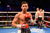 Harvey Horn defeats Patrik Bartos during a Boxing Show at the Royal Albert Hall on 8th March 2019
