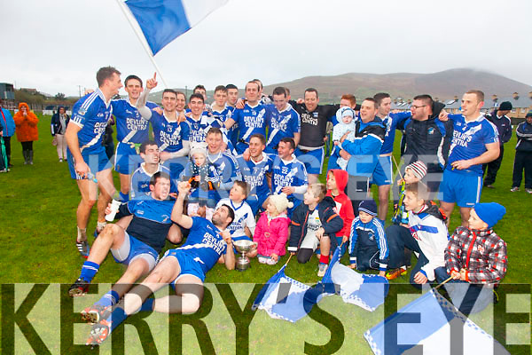 St Mary's 2014 South Kerry Champions.
