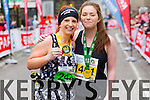Fiona OConnor, 248 and ?? who took part in the 2015 Kerry's Eye Tralee International Marathon Tralee on Sunday.