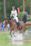 16.06.2018,  GER;  Luhmuehlen 2017, Vielseitigkeit, Gelaendepruefung C****, im Bild  FChloe Raty (BEL) auf Axel Z am Premium Cars Village bevor sie am Messmer Teich stuertzt  Foto © nordphoto / Witke *** Local Caption ***