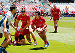 Nathan Hirayama, Second day at Cape Town Stadium duirng the HSBC World Rugby Sevens Series 2017/2018, Cape Town 7s 2017- Photo Martin Seras Lima