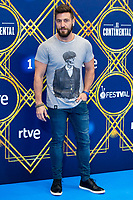 "Actor Raul Tejon attends to presentation of ""El Continental"" during FestVal in Vitoria, Spain. September 03, 2018. (ALTERPHOTOS/Borja B.Hojas) /NortePhoto.com NORTEPHOTOMEXICO"