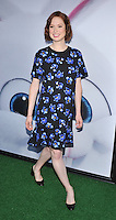 New York,NY-June 25: Ellie Kemper Attends Premiere of THE SECRET LIFE OF PETS at David H. Koch Theater, Lincoln Center on June 25, 2016 in New York . @John Palmer / Media Punch