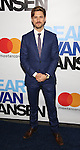 Aaron Tveit attends the Broadway Opening Night Performance of 'Dear Evan Hansen'  at The Music Box Theatre on December 4, 2016 in New York City.