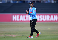 Rashid Khan of Sussex during Essex Eagles vs Sussex Sharks, Vitality Blast T20 Cricket at The Cloudfm County Ground on 4th July 2018