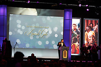 "ST. PAUL, MN JULY 16: Ben Affleck receives a Humanitarian of the Year award at the Starkey Hearing Foundation ""So The World May Hear Awards Gala"" on July 16, 2017 in St. Paul, Minnesota. Credit: Tony Nelson/Mediapunch"
