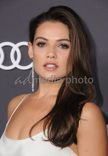 13 September  2017 - Hollywood, California - Danielle Campbell. Audi Celebrates the 69th Emmys held at The Highlight Room in Hollywood. Photo Credit: Birdie Thompson/AdMedia