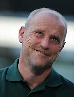 FUSSBALL   1. BUNDESLIGA   SAISON 2011/2012    7. SPIELTAG SV Werder Bremen - Hertha BSC Berlin                   25.09.2011 Trainer Thomas SCHAAF (SV Werder Bremen)