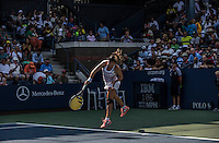 ALEXANDRA DULGHERU<br /> Tennis - US Open  - Grand Slam -  Flushing Meadows  2013 -  New York - USA - United States of America - Thursday 29th August 2013. <br /> &copy; AMN Images, 8 Cedar Court, Somerset Road, London, SW19 5HU<br /> Tel - +44 7843383012<br /> mfrey@advantagemedianet.com<br /> www.amnimages.photoshelter.com<br /> www.advantagemedianet.com<br /> www.tennishead.net