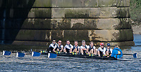 Mortlake/Chiswick, GREATER LONDON. United Kingdom. SRC-ADAMS<br /> Sudbury Rowing Club. competing in the 2017 Vesta Veterans Head of the River Race, The Championship Course, Putney to Mortlake on the River Thames.<br /> <br /> <br /> Sunday  26/03/2017<br /> <br /> [Mandatory Credit; Peter SPURRIER/Intersport Images]
