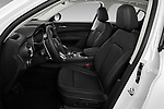 Front seat view of 2020 Alfaromeo Stelvio Super 5 Door SUV Front Seat  car photos