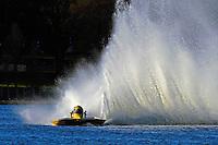 "Thom Heins, NM-30 ""Pennzoil Big Bird"" (National Mod hydroplane(s)"